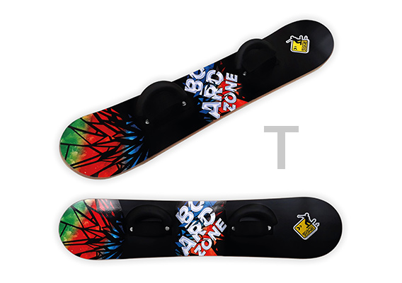 Tabla Sandboard Board Zone