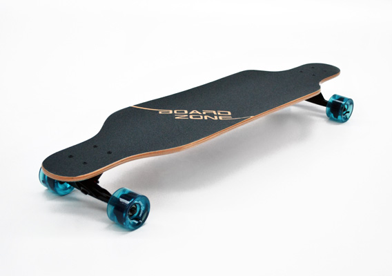 Longboard Board Zone Vira Drop